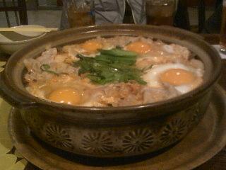 昨日は林家染弥兄さんの「七本松寄席」に出させていただきました!打ち上げは絶品のキムチ鍋。