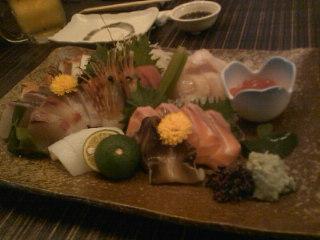 今日はおばま染寿丸の会!でした。打ち上げはいつも美味しいお魚!☆