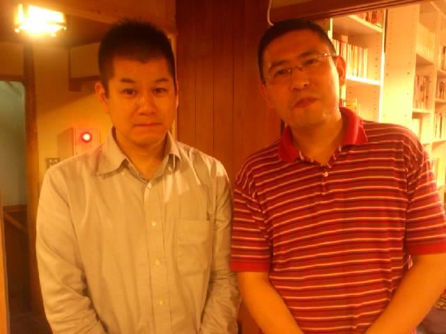 昨日は立川三四楼兄さん、笑福亭羽光君の「SF落語」の会を勉強に。楽しかったー。ありがとうございました!