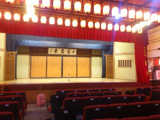 昨日は、人生初の大須演芸場。「桂文我独演会」にて。風情と味が凝縮したような場所。味です、味。