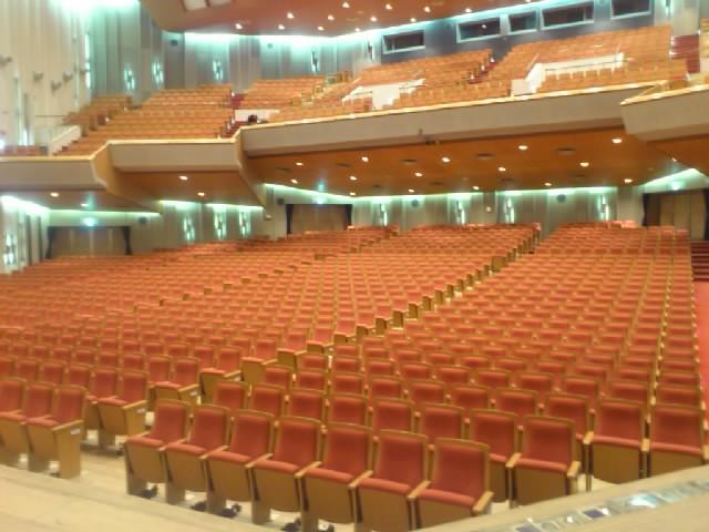 「寄席クラin福島」1500人の大盛況でした!福島の皆様に感謝です☆共演は「12人のヴァイオリニスト」さん!