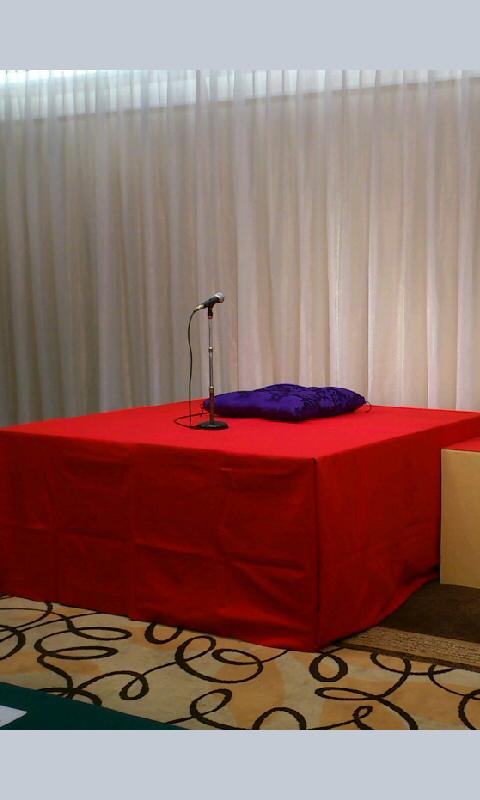 梅田新阪急ホテルで1席→船場寄席手伝い→難波立ち飲み屋「赤垣屋」の先輩と食事。10年振りくらいの再会!
